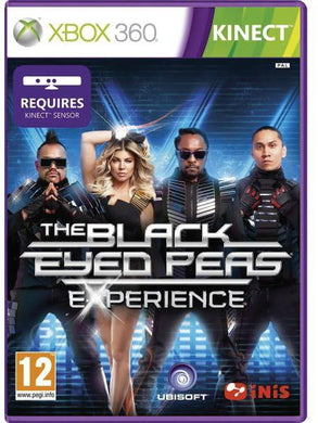 THE BLACK EYED PEAS EXPERIENCE - French Packaging
