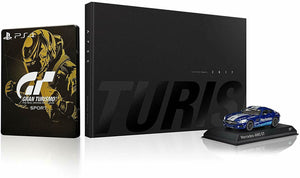 PLAYSTATION 4 * NEW SEALED Game GRAN TURISMO SPORT COLLECTOR'S EDITION * PS4