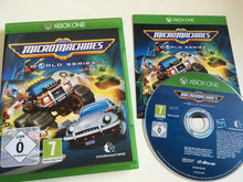 Load image into Gallery viewer, MICRO MACHINES: World Series - EU Packaging