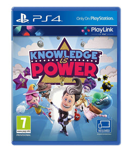 KNOWLEDGE IS POWER - Playlink Game