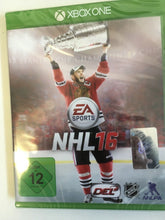 Load image into Gallery viewer, NHL ICE HOCKEY 16 - German Packaging
