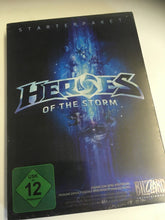 Load image into Gallery viewer, HEROES OF THE STORM - Starter Pack - German Packaging
