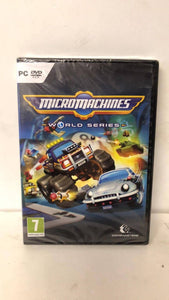 MICRO MACHINES- WORLD SERIES - EU Packaging