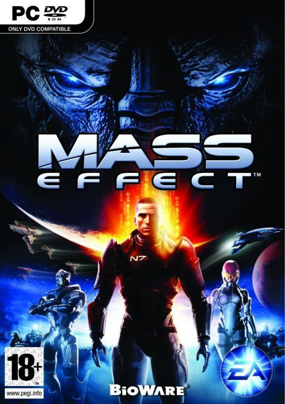MASS EFFECT - SCANDINAVIAN PACKAGING