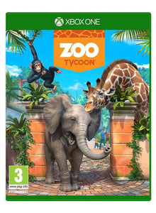 ZOO TYCOON - Portuguese Packaging