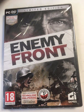 Load image into Gallery viewer, ENEMY FRONT - LIMITED EDITION - POLISH PACKAGING