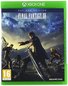 FINAL FANTASY XV: Day One Edition + A King's Tale Blu-Ray