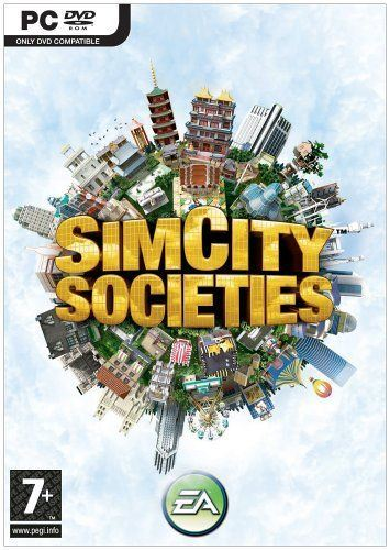 SIM CITY - SOCIETIES EXPANSION