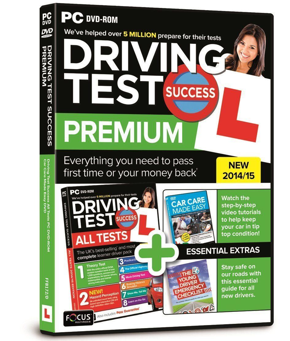DRIVING TEST SUCCESS PREMIUM 2014/15
