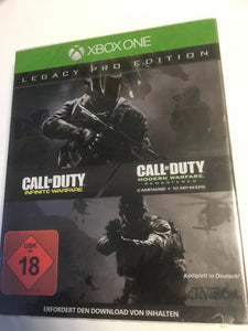CALL OF DUTY: INFINITE WARFARE - Legacy PRO Edition -  German Packaging