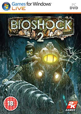 BIOSHOCK 2 - box damage