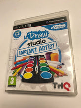 Load image into Gallery viewer, uDRAW INSTANT ARTIST - GAME ONLY