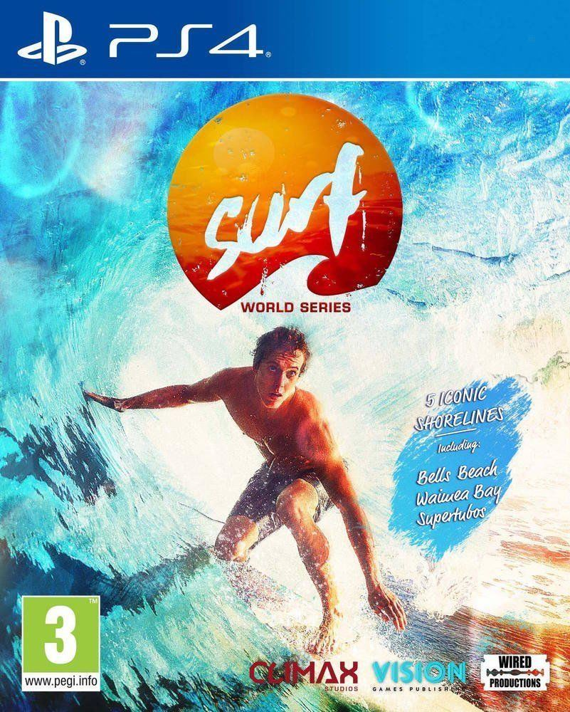 SURF: WORLD SERIES