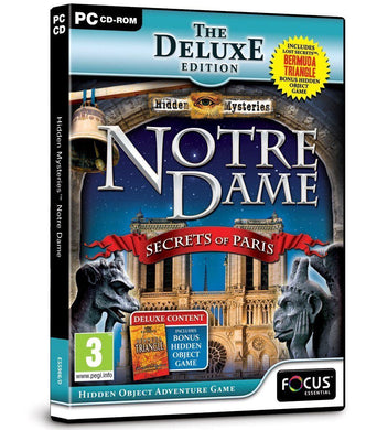 NOTRE DAME - SECRETS OF PARIS
