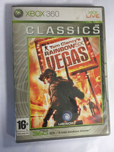 TOM CLANCY'S RAINBOW SIX: VEGAS - CLASSICS EDITION