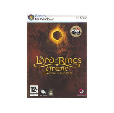 PC NEW SEALED Game * THE LORD OF THE RINGS ONLINE SHADOWS OF ANGMAR *
