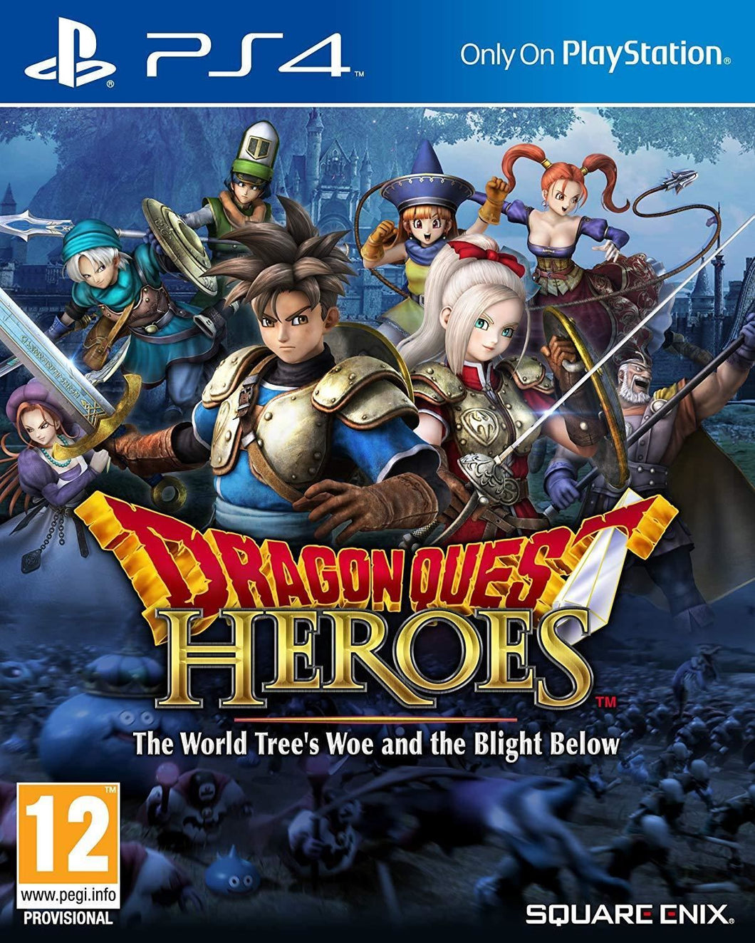 DRAGON QUEST HEROES: The World Tree's Woe