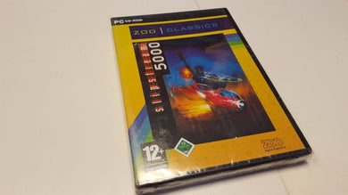 PC NEW SEALED Game * SLIPSTREAM 5000 *