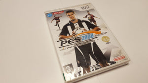 PRO EVOLUTION SOCCER 2008 - RESEALED