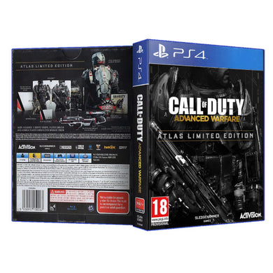 CALL OF DUTY ADVANCED WARFARE - Atlas Edition