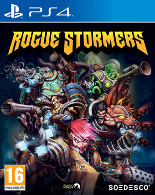 ROGUE STORMERS - Disc Only