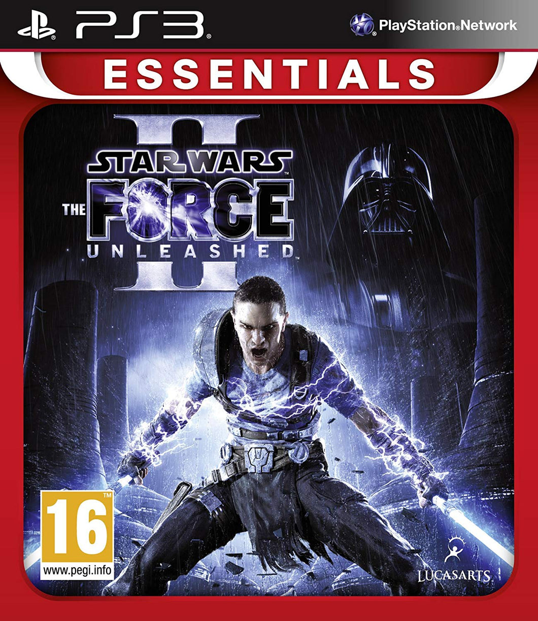STAR WARS: THE FORCE UNLEASHED II - Essentials Edition