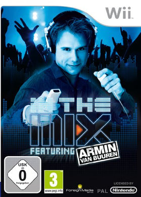 IN THE MIX FEATURING ARMIN VAN BUUREN - DUTCH PACKAGING