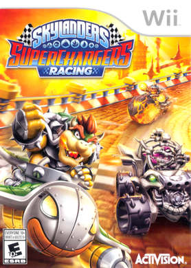 SKYLANDERS: SUPERCHARGERS - GAME ONLY