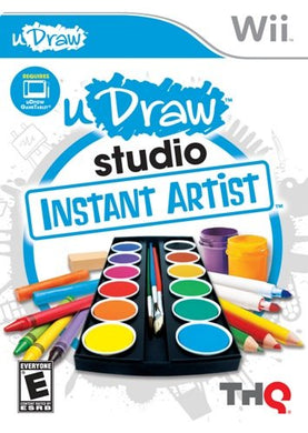 U-DRAW STUDIO INSTANT ARTIST - GAME ONLY
