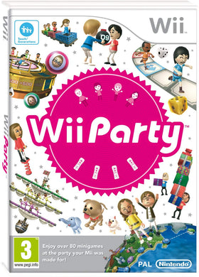 Wii PARTY - Disc Only
