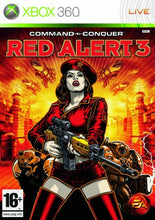 Load image into Gallery viewer, COMMAND AND CONQUER: RED ALERT 3