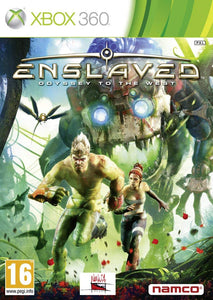 ENSLAVED: ODYSSEY TO THE WEST - SEAL WEAR