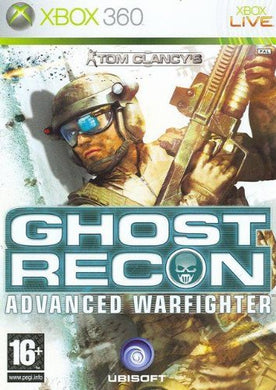 TOM CLANCY'S GHOST RECON: ADVANCED WARFIGHTER - NO SLEEVE