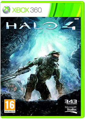 HALO 4 - SPANISH AUDIO ONLY