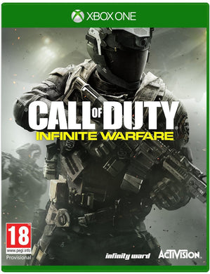 CALL OF DUTY: INFINITE WARFARE - German Packaging And Box Damaged