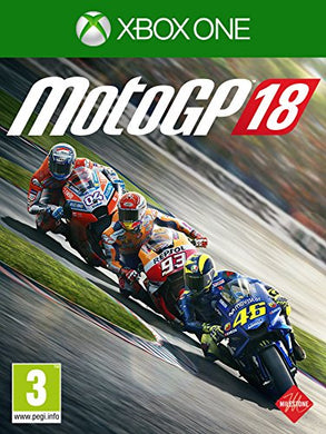 MOTO GP 18 - Disc Only