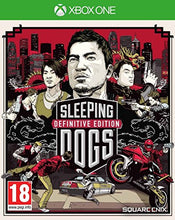 Load image into Gallery viewer, SLEEPING DOGS - DEFINITIVE EDITION