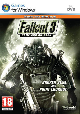 FALLOUT 3 - Broken Steel & Point Lookout