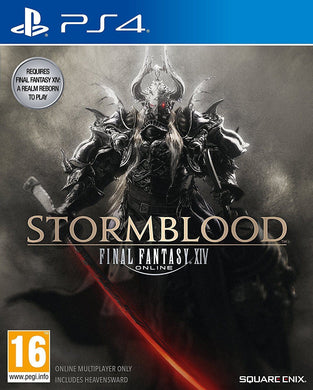 FINAL FANTASY XIV ONLINE: STORMBLOOD