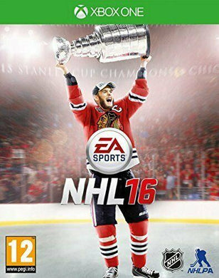 NHL 16 Ice Hockey