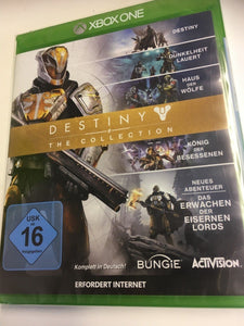 DESTINY - THE COLLECTION - German Packaging