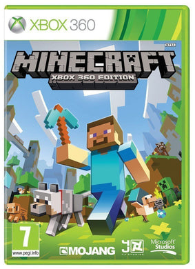 * XBOX 360 * NEW SEALED Game * MINECRAFT *