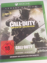 Load image into Gallery viewer, CALL OF DUTY: INFINITE WARFARE - LEGACY EDITION - German Packaging