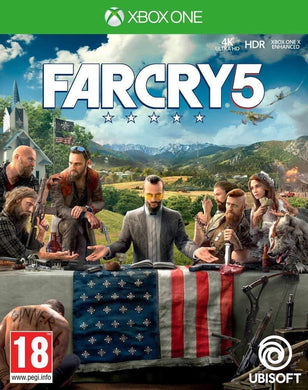 FAR CRY 5 - 4K HDR XBOX ONE X ENHANCED