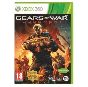 GEARS OF WAR: JUDGEMENT - French/German Packaging