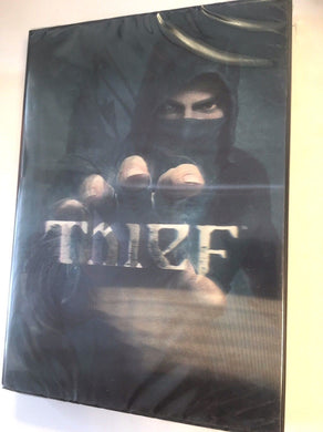 * THIEF Limited Edition Lenticular Steelbook Case Only * NO GAME * NEW