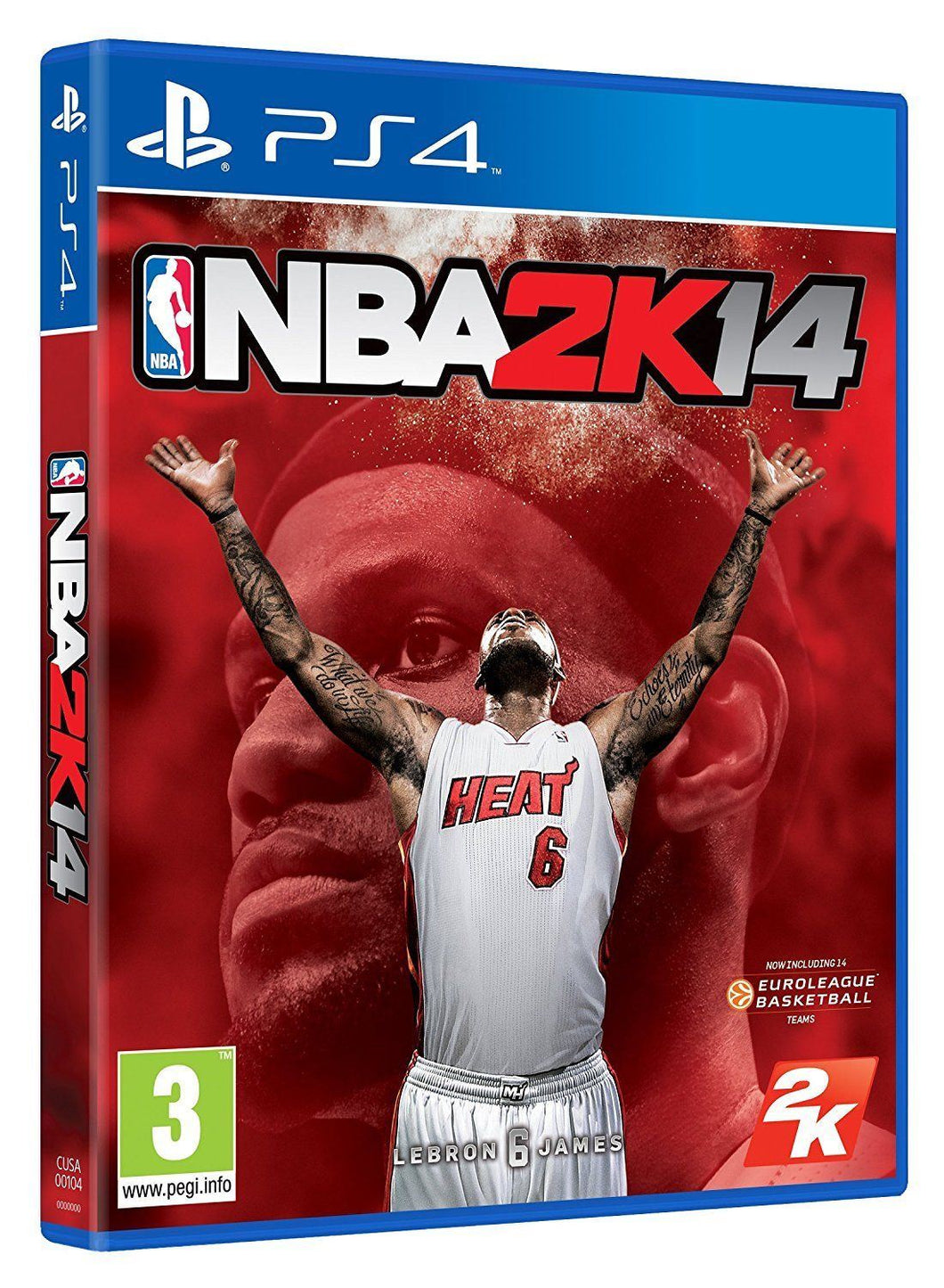 NBA 2K14 Basketball