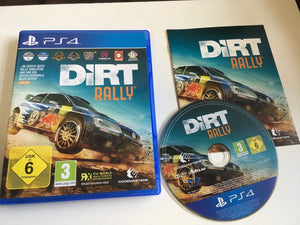 DIRT RALLY - EU PACKAGING