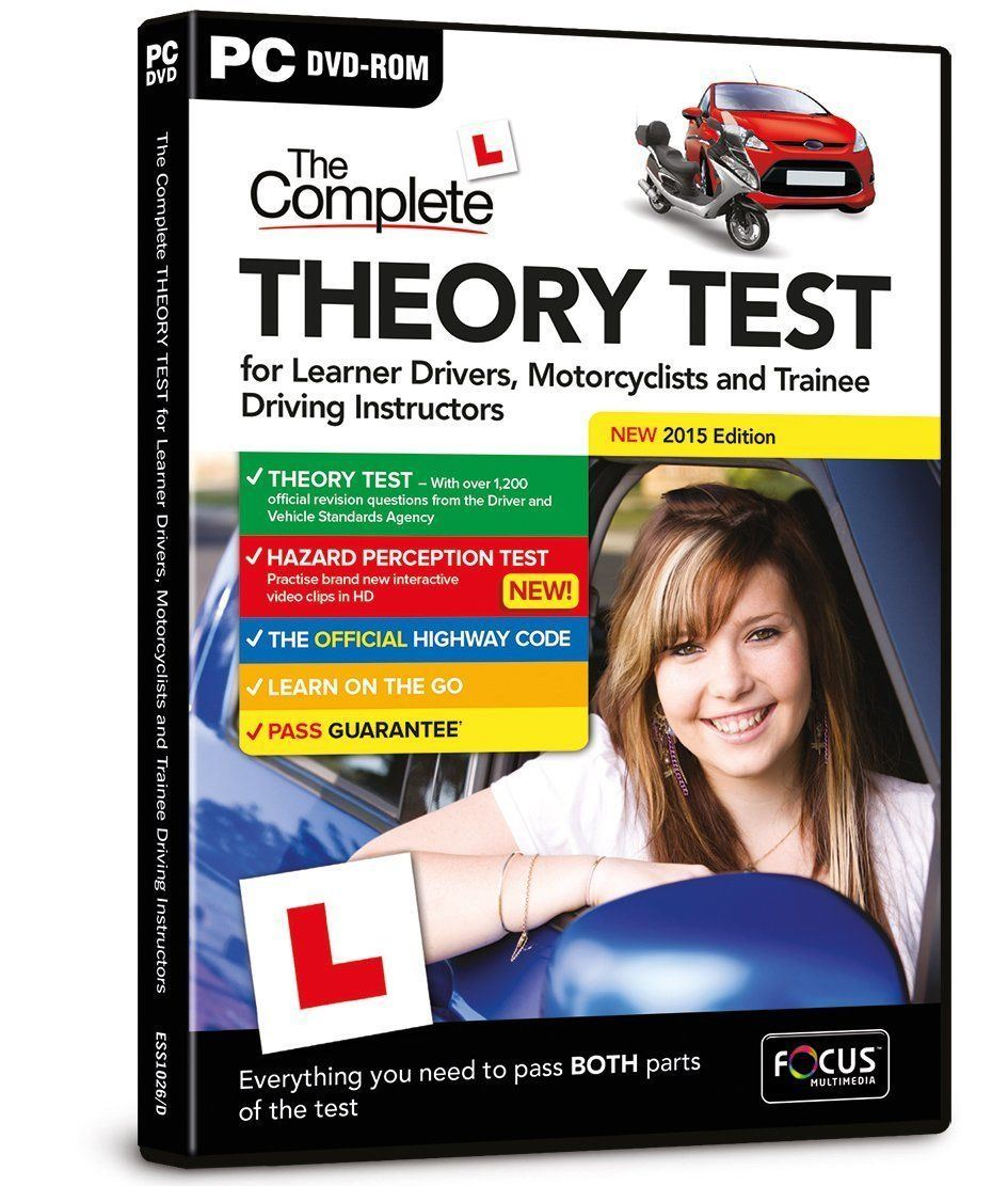 THE COMPLETE THEORY TEST 2015 EDITION