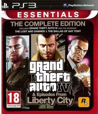 Grand Theft Auto Episodes: Liberty City - Essentials Edition